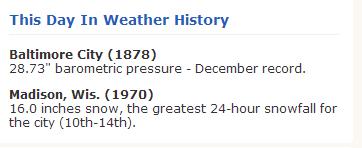 WeatherHistory