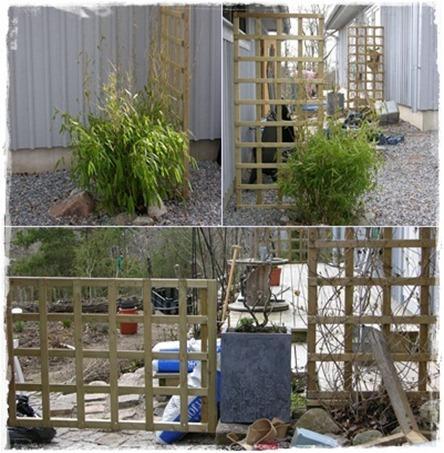 40 staket
