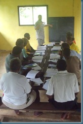 Translation workshop in Marulaon
