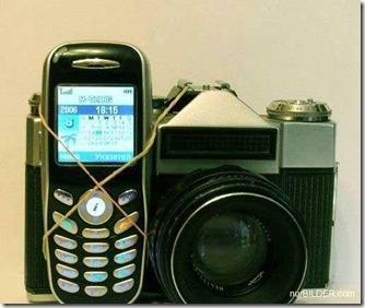 celular câmera  3G 18