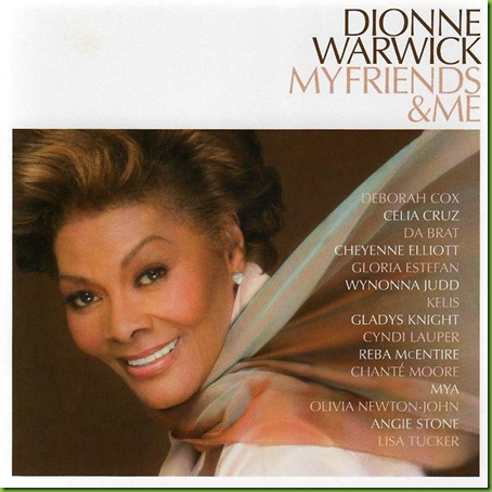 Dionne_Warwick-My_Friends_y_Me-Frontal
