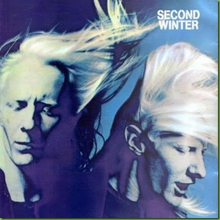 Johnny Winter - Second Winter - Front