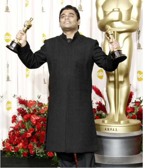 First Indian who got two Oscars