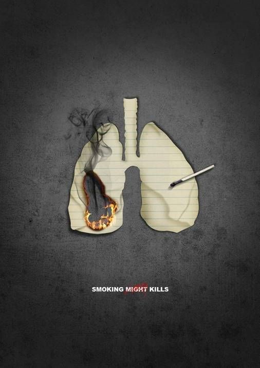 Smoking kills - 