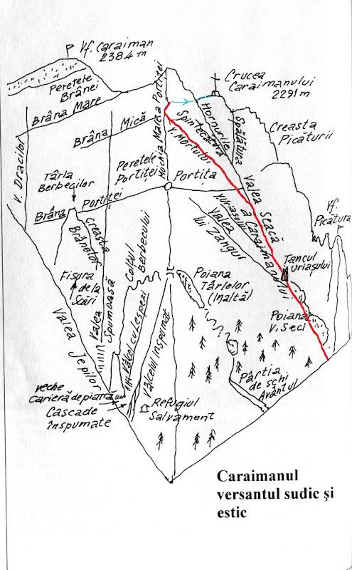 Seaca Caraimanului