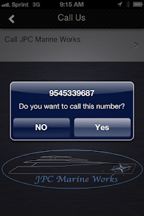 JPC Marine Works - screenshot