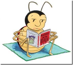 ladybug-reading