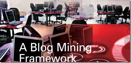 blog mining framework