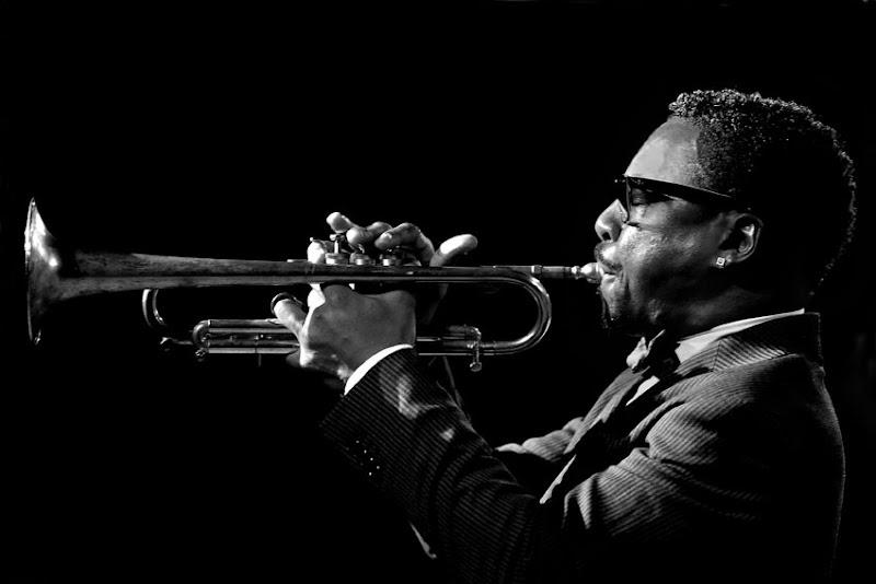 Roy Hargrove, el Jazzterrasman del 2010 (Imma Casanellas)