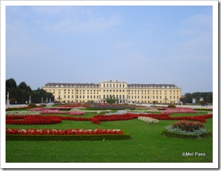 Schöbrunn - jardins