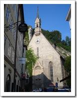 Igreja em Getreidegasse