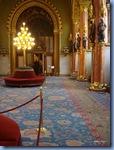 Interior do Parlamento - Salão de Tapeçaria