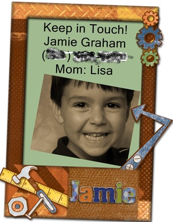 Jamie Business Cards - Page 002
