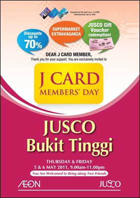 J-Card-Members-Day-Jusco-Bukit-Tinggi-2011