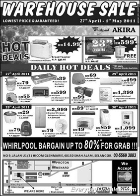Electrical-Appliances-Warehouse-2011-EverydayOnSales-Warehouse-Sale-Promotion-Deal-Discount
