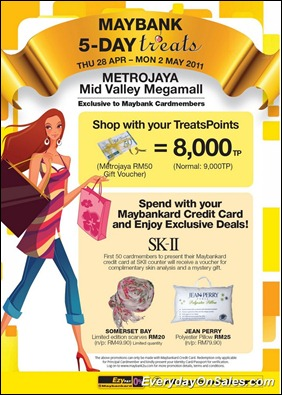 Metrojaya-Maybank-Treats-2011-EverydayOnSales-Warehouse-Sale-Promotion-Deal-Discount