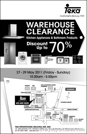 Teka-Warehouse-Sale-2011-EverydayOnSales-Warehouse-Sale-Promotion-Deal-Discount