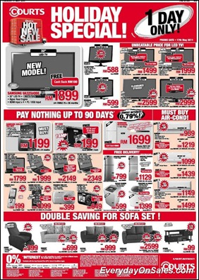 courts-holiday-2011-EverydayOnSales-Warehouse-Sale-Promotion-Deal-Discount