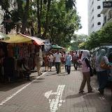 Kota Kinabalu Town - Sunday Market.