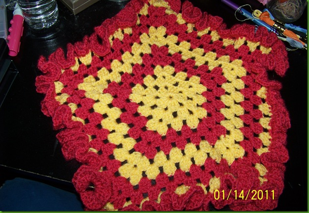 crochet 885