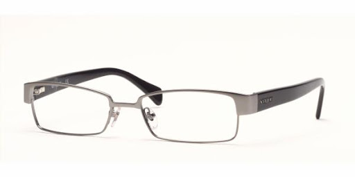 Óculos Vogue VO3558 Prata com Preto