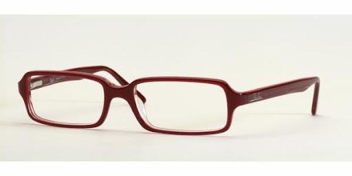 Óculos Ray Ban RX5050 Vinho