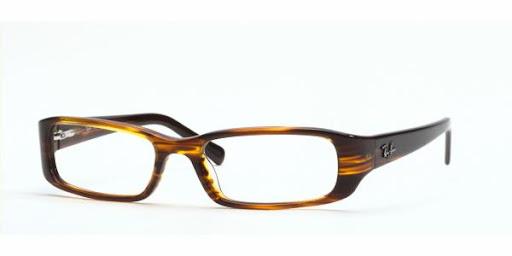 Óculos RX5063 Ray Ban Turtle