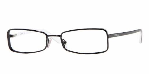 Óculos VO3630 Vogue Preto