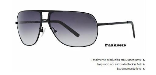 HB  » Óculos HB de Sol Unissex Paranoid