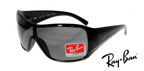 Na foto, óculos de sol feminino super fashion Ray Ban RB4087
