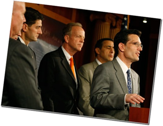 eric cantor saves the republic