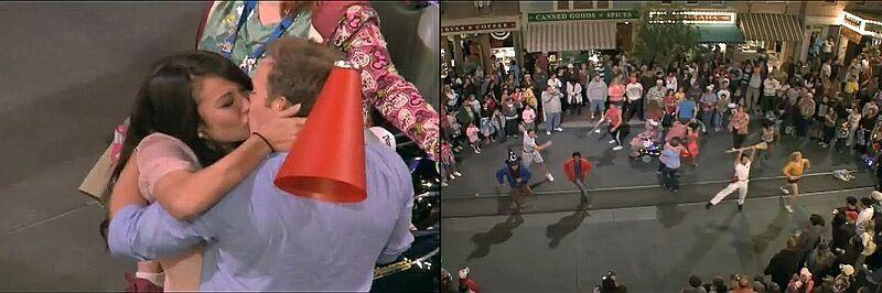 【動画】ディズニーランドでサプライズなプロポーズ「Disneyland Musical Marriage Proposal」