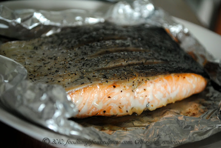 Easy baked salmon ccuart Gallery