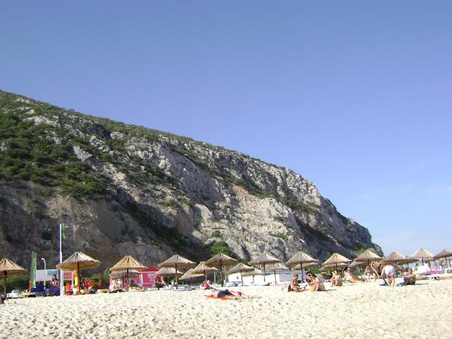 Playa próxima a Setubal