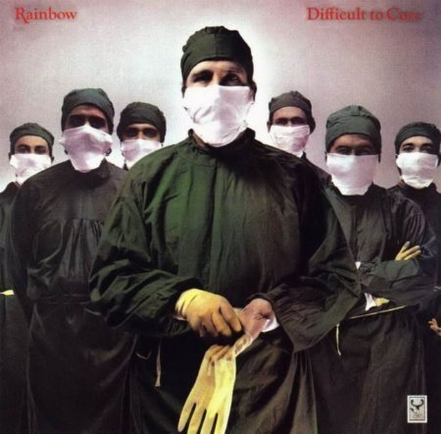 Difficult to Cure - 1981
