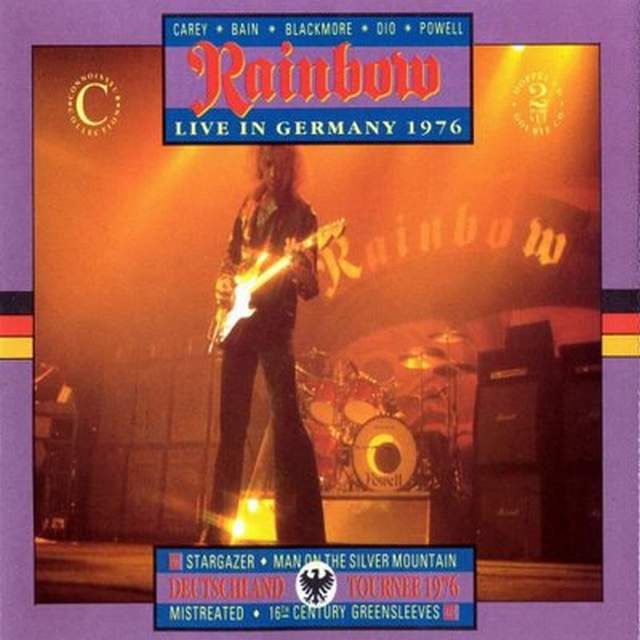 Live in Germany - 1976