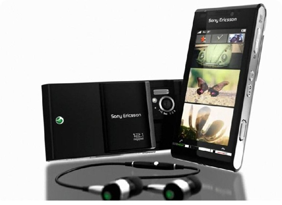 Sony Ericsson Idou