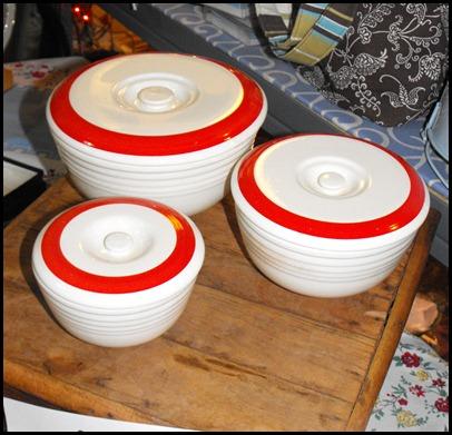 Bake Oven Bowls