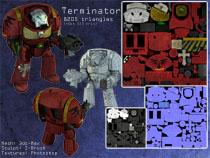 Terminator Stat Sheet