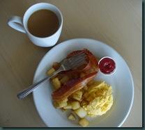 99 cent breakfast