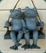 frogs swing