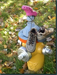 hydrant shoes