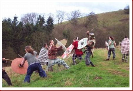 Celtic Reenactment