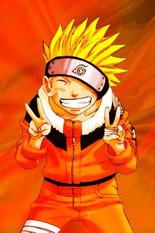 Naruto Manga iPhone Wallpaper