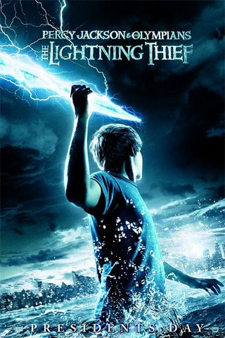 The Lightning Thief Poster Background For iPhone