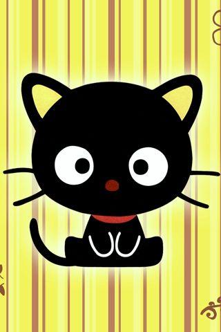 Chococat iPhone Wallpaper