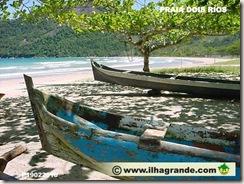 DOIS RIOS CANOAS