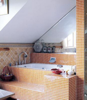 Simple and Modern Bathroom Decoration