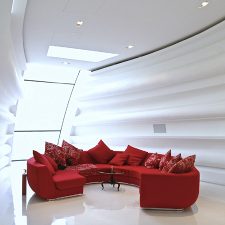 Private Villa Design and Decorating Ideas by Marcel Wanders