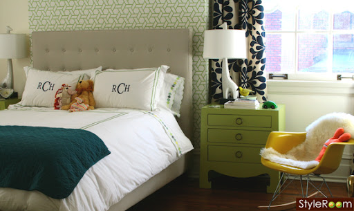 Bedroom Decoration and Design from Style Room